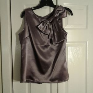 The Limited Satin Like Top
